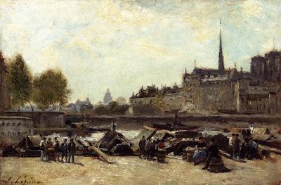 Art Painting by French Artist Stanislas Lépine
