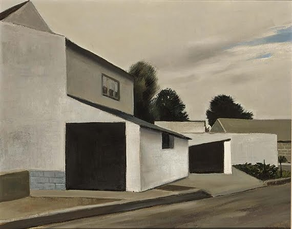 Landscape Painting by Belgian Artist Raoul Hynckes