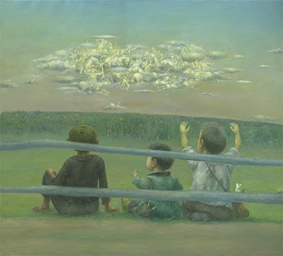 Contemporary Painting by Russian Artist Zhamso Radnaev