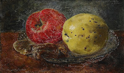 Still Life Paintings by Anna Munthe-Norstedt Swedish Artist