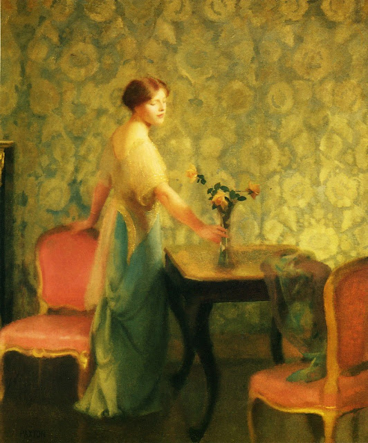Art of Impressionist Painter William McGregor Paxton