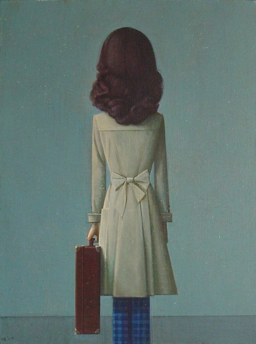 """Going"" by Liu Ye"