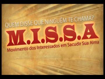 M.I.S.S.A RIDICULARIZA A NOSSA FÉ CATÓLICA