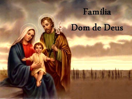 FAMÍLIA DOM DE DEUS