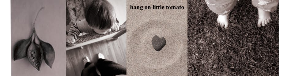 hang on little tomato