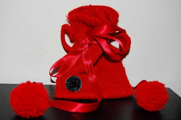 Saculet Tricotat T03- 25 Ron Bucata