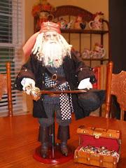 Captain Jack Santa