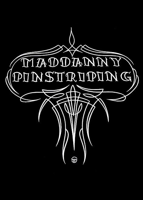 maddanny pinstriping