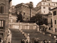 Spanish Steps: Rome, Italy
