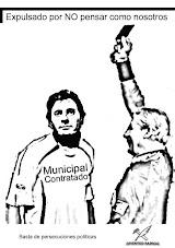 Campaña en defensa de municipales