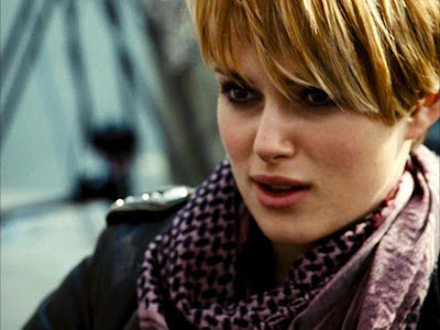 keira knightley jacket. domino keira knightley haircut