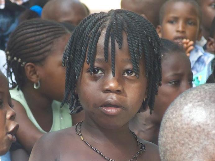 Israel e Thalita precisam retornar à Guiné-Bissau
