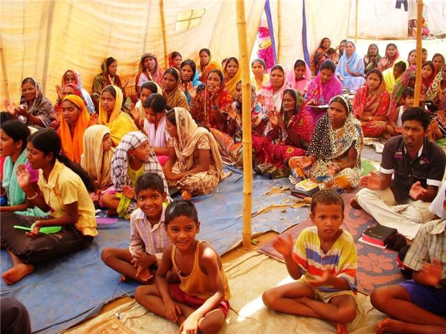 Índia - adorando na adversidade