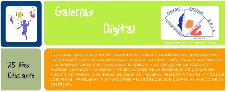 Galerías Digital