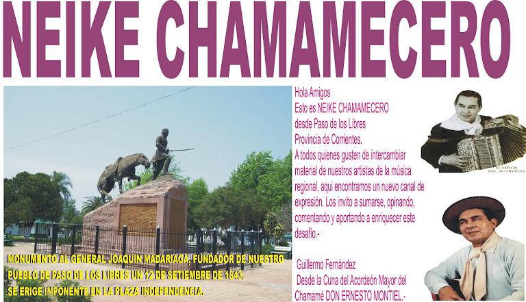NEIKE CHAMAMECERO