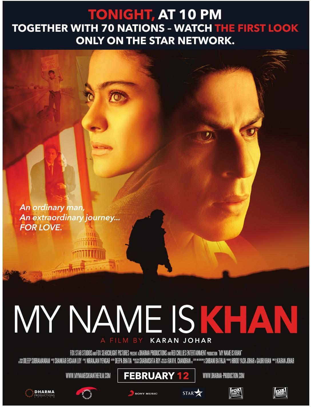 jonny u0026 39 s movee  movie review   my name is khan  2010