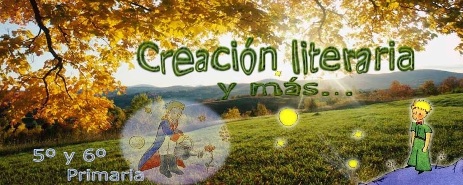 Creación literaria en Primaria