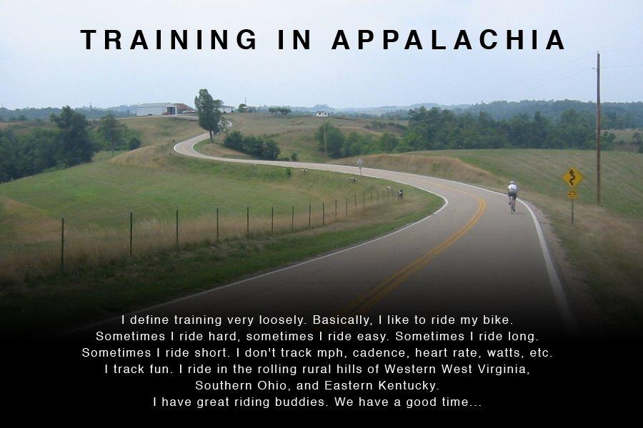 Training in Appalachia