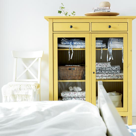 Ikea Yellow Kitchen Cabinets: Birds' Eye View: Pretty Spaces