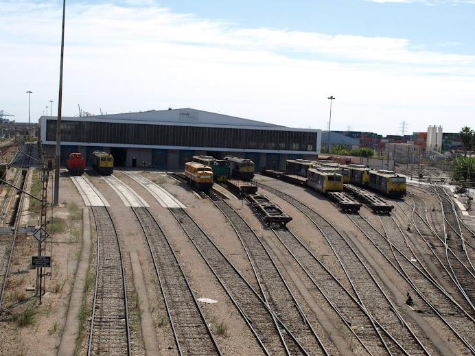 Estación Fuente de San Luis