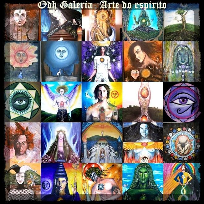 Odh Galeria - Traduções do Infinito - Odh Gallery - Art of the Spirit