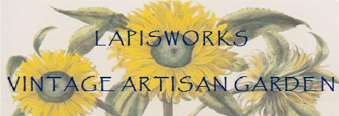 Lapisworks Vintage Artisan Garden