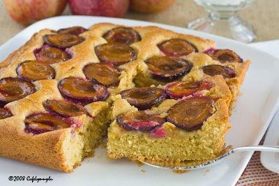 Cafe Lynnylu: Dimply Plum Cake-Tuesdays with Dorie