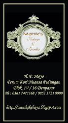 Manik's Kebaya & Bordir