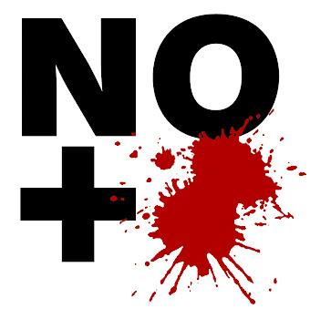 No + Sangre