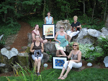 July's Weekend Garden Gallery Artists