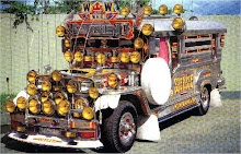 It's a Jeepney!