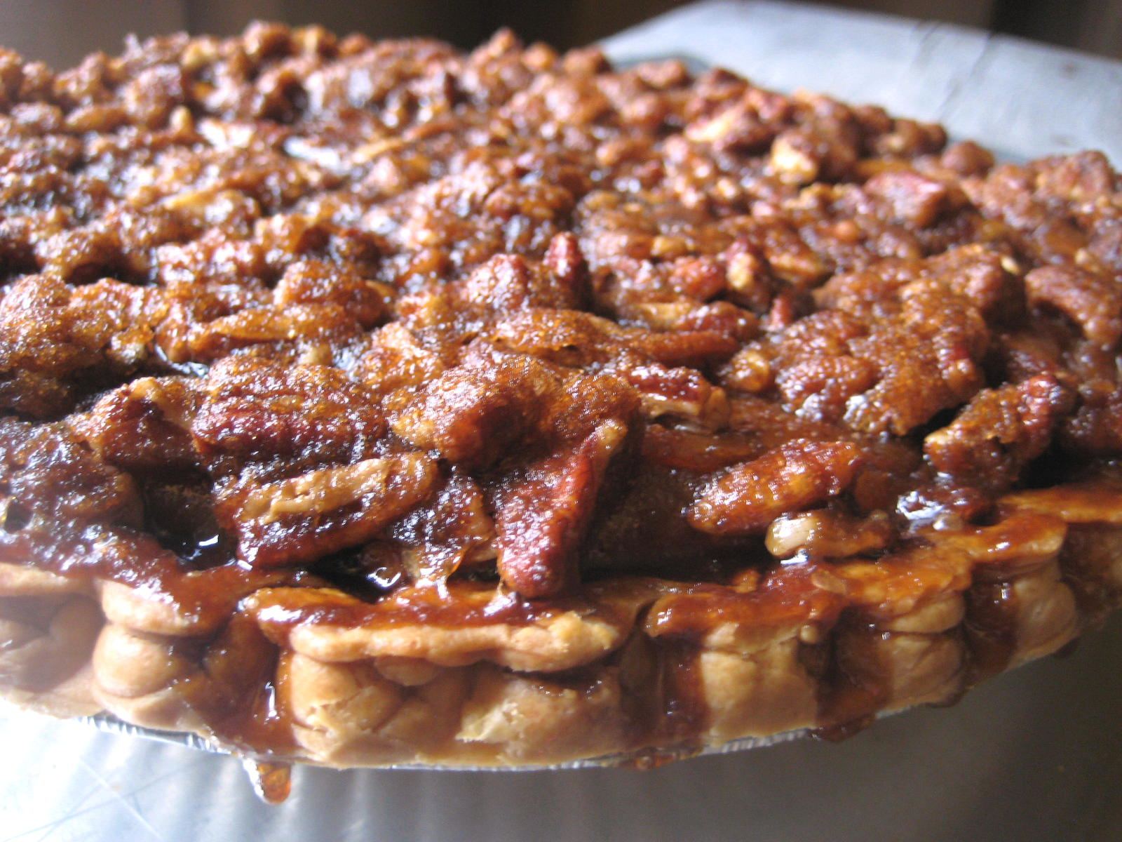 Pumpkin Pecan-Praline Pie Recipes — Dishmaps