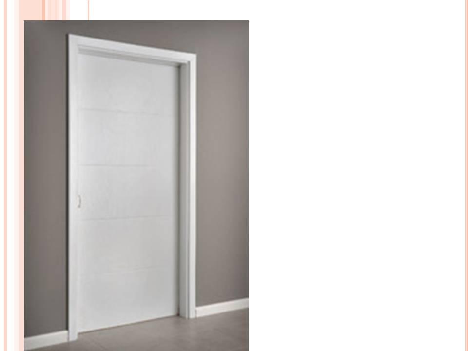Portas janelas e escadas representa es - Allargare porta interna ...