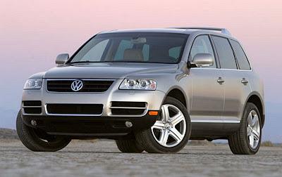 Foto do Volkswagen Touareg