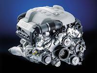 Motor De BMW Plano Fundo De Tela Papel Parede
