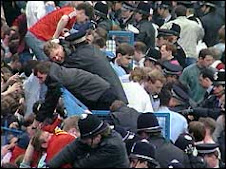 The Hillsborough Disaster Saturday 15th April 1989