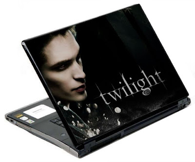 Twilighter Saga: Laptop Crepúsculo