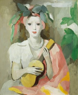 Favori MUSE DU POETE ET ARTISTE MARIE LAURENCIN - Moïcani - L'Odéonie RG87