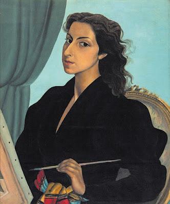 Milena Pavlović-Barili Autoportrait%2B1938,%2Bmilena-pavlovic-barilli