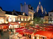 Paris: Montmartre (place du tertre paris france)