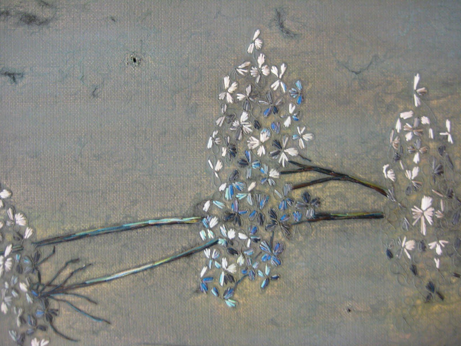 Michael Raedecker / actuele kunst & kunstenaars ...