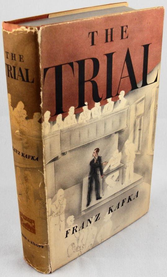 franz kafka the trial essay The trial (original german title: der process, later der prozess, der proceß and der prozeß) is a novel written by franz kafka between 1914 and 1915 and published posthumously in 1925.