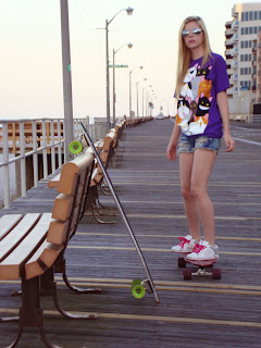 boardwalk longboarding