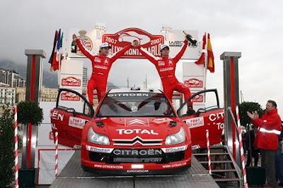 Rally Mónaco