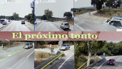 google street view secuencia