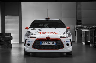 DS3 R3 rally