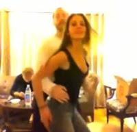 tortazo bailando