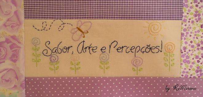 Sabor, Arte e Percepções!