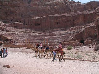 petra jordan the city of rocks is one of the new seven wonders of the world