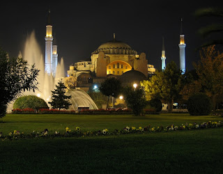 Seven Wonders of the Medieval World - hagia sophia